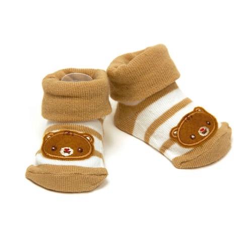 Image of Fisher Price Baby Socks Bear (8430957100676)