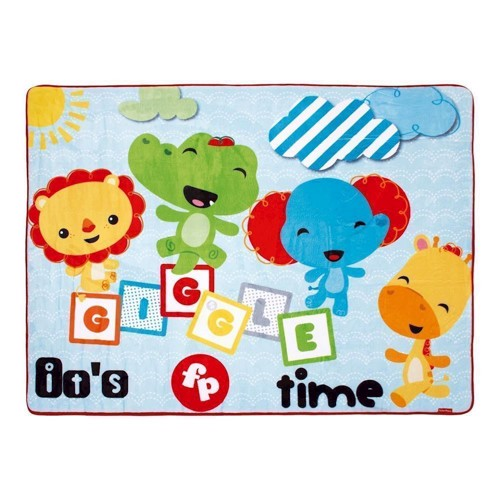 Image of Fisher Price Big Game Mat (8430957100812)