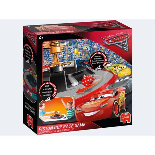 Image of   Cars3 Piston Cup Race