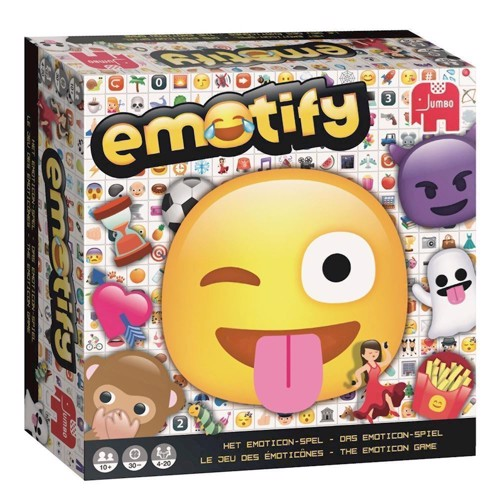 Image of   Emotify with 350 emoticons