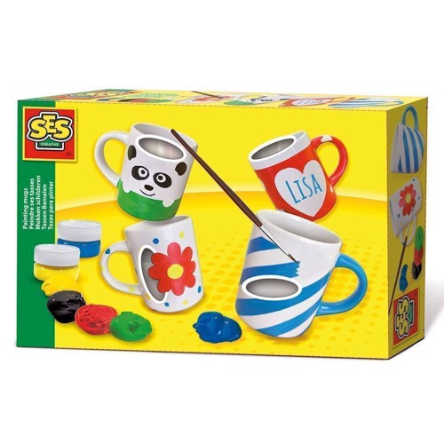 Image of SES Mugs Painting (8710341003494)