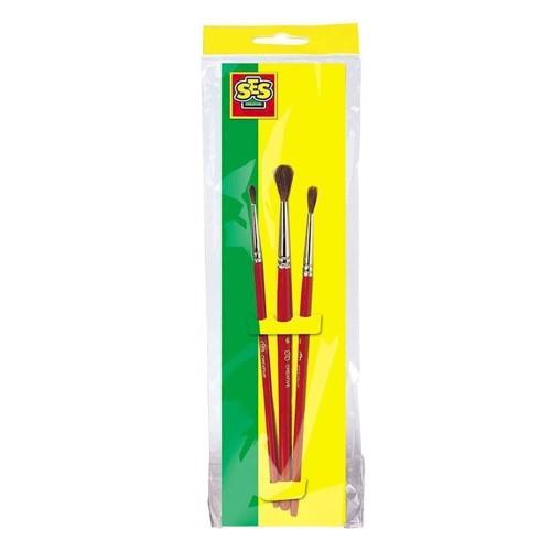 Image of SES brushes, 3pcs. (8710341003906)