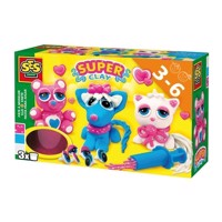 SES Clay Superdough Fantasy Animals