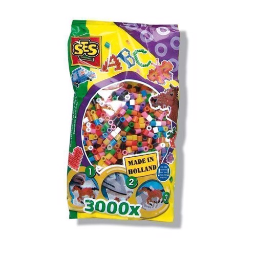 Image of   SES Ironing beads standard, 3000pcs.