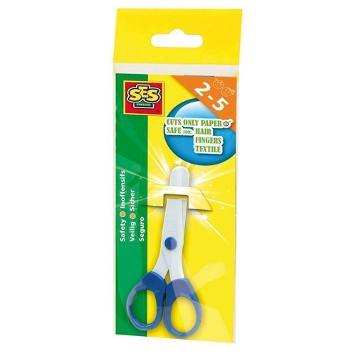 Image of   SES safety scissors for children