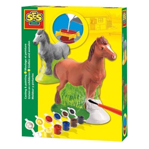 Image of SES Plaster Casting-Horse (8710341012113)