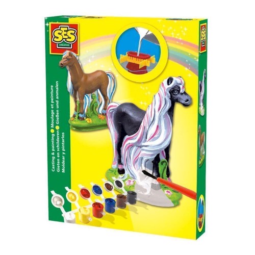 Image of SES Plaster Casting-Horse Fancy (8710341012731)