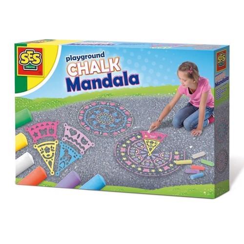 Image of SES Chalk Mandala (8710341022082)