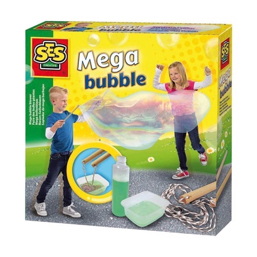 SES giant soap bubbles