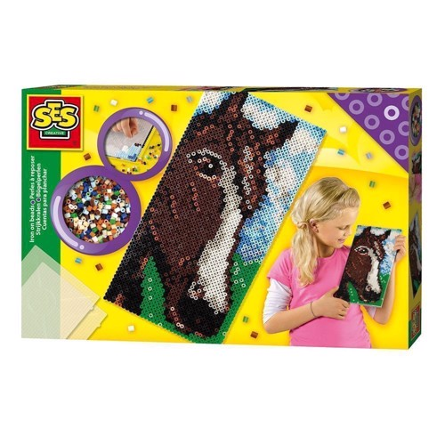 Image of   SES Ironing Beads Horse XL