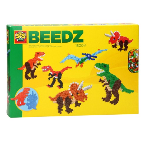 Image of   SES Ironing beads Dinos