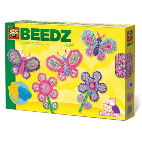 Image of   SES Ironing Beads Butterfly Garden