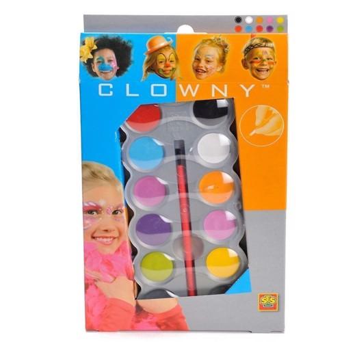 Image of SES Aqua skin Trendy colours, 10pcs. (8710341096960)