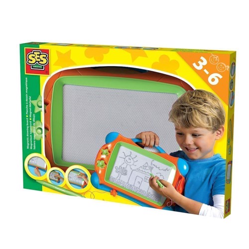 Image of SES Magnetic Drawing Board (8710341146467)