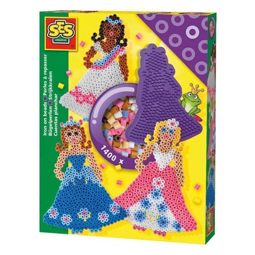 Image of   SES Ironing Beads-Princess