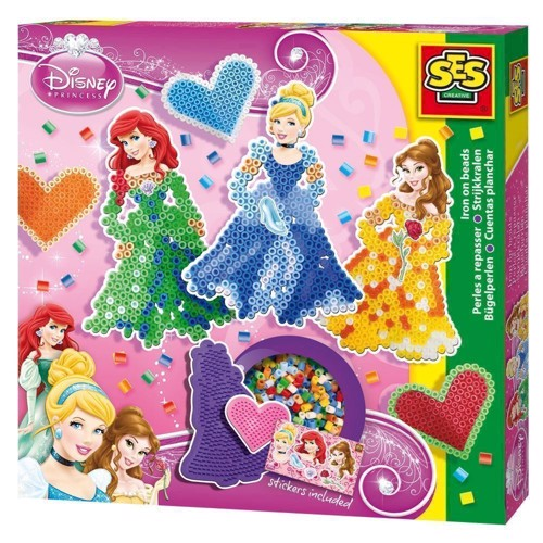 Image of   SES Disney Princess Ironing Beads