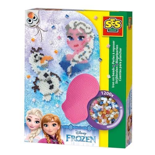 Image of SES perler med Frozen