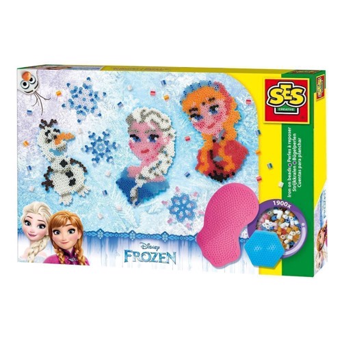 Image of   SES Ironing Beads Frozen Big Box