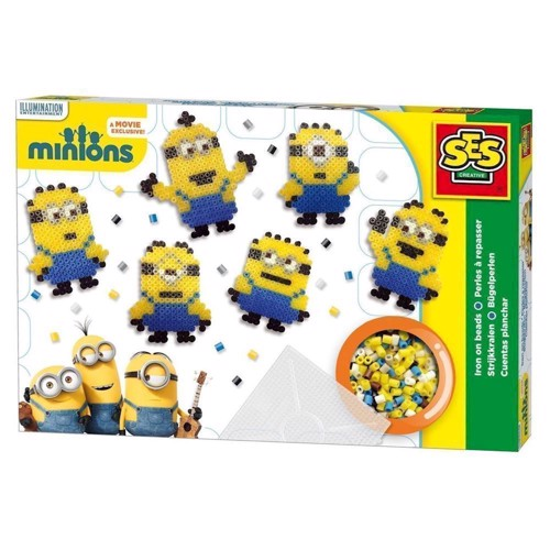 Image of   SES Ironing Beads Minions