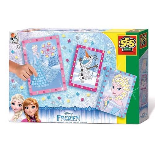 Image of SES Frozen mosaics set (8710341149697)