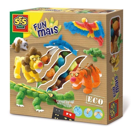 Image of SES Funmais Safari Animals (8710341249861)
