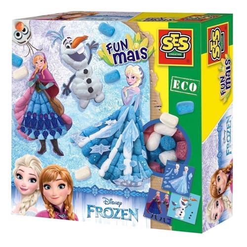 Image of SES Creative Funmais-sæt - ECO - Disney Frozen (8710341249922)