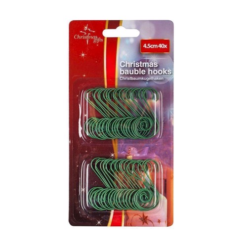Image of   Christmas hooks, 40st.