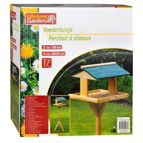 Image of Fugle fodder hus (8711252223377)