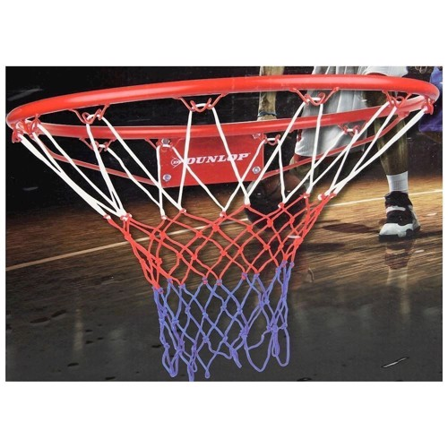 Image of   Dunlop basketball ring med net