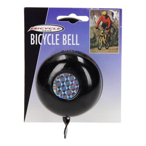 Image of   Cykel ringklokke, sort