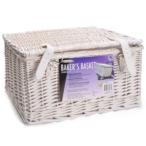 Image of   Bakers Basket White
