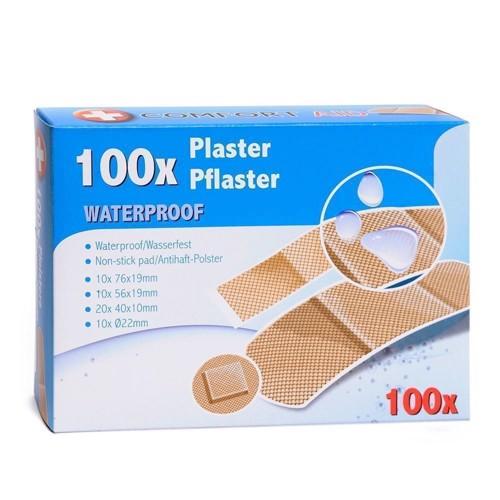Image of Plaster 100 stk