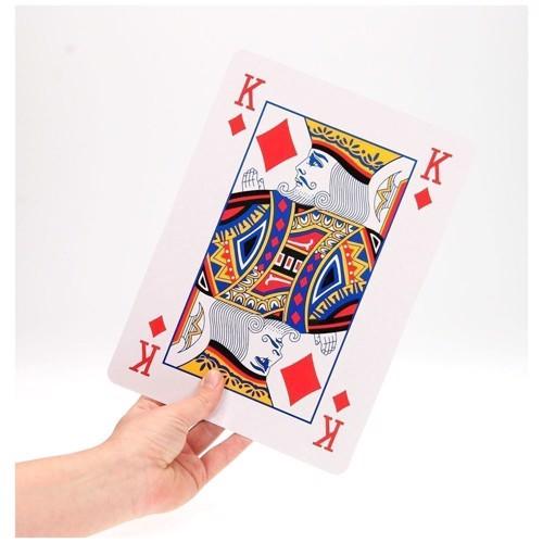 Image of Spillekort, XL (8711252790879)