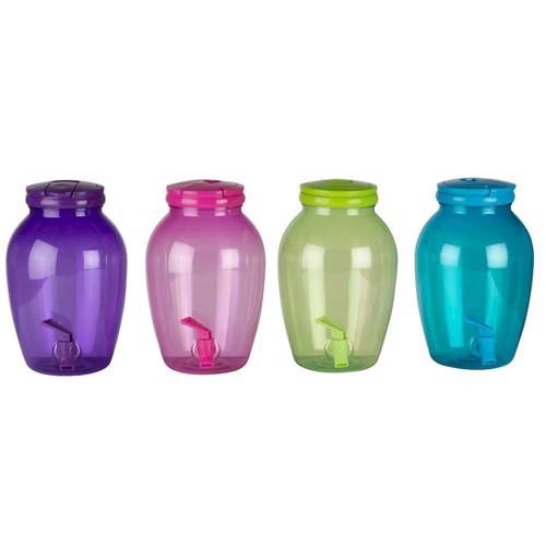 Image of Limonade/saft dispenser plasti, 5 ltr. ass. modeller. pris pr. stk