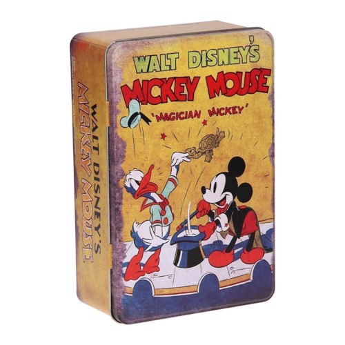 Image of Madkasse, Mickey Mouse, Tin (8711252991658)