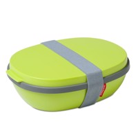 Mepal Lunchbox Ellipse Duo-Lime