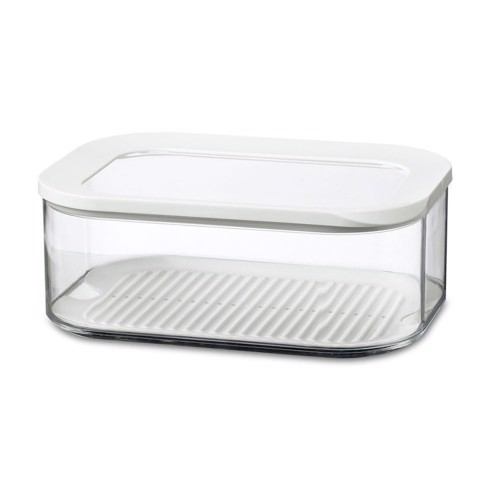 Image of   Rosti Mepal Cheese Box Modula-White