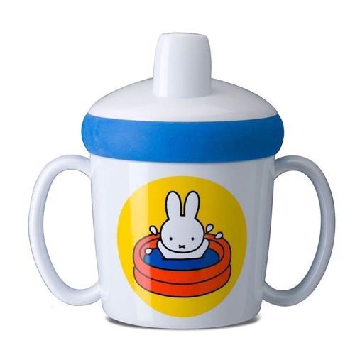Image of Rosti Mepal non-spill baby kop, Miffy på tur (8711269878997)