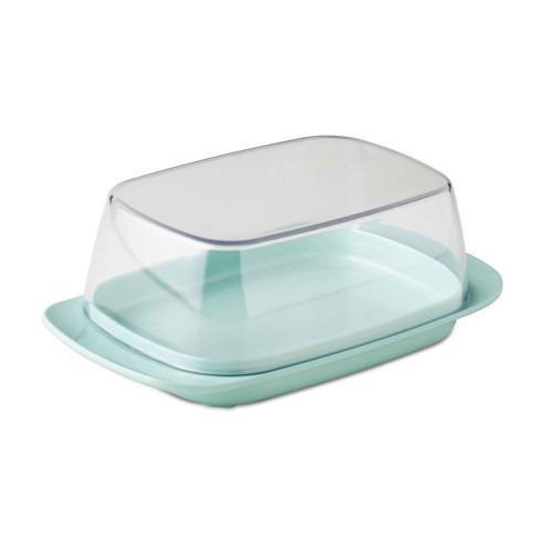 Image of   Rosti Mepal Butter Dish-Retro Green