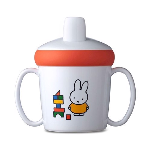 Image of Rosti Mepal non-spill baby kop 200ml, Miffy leger (8711269916750)