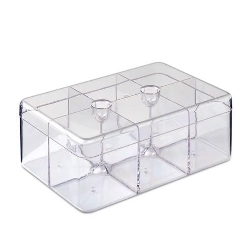 Image of Rosti Mepal Husholdningsbox transparent (8711269917467)