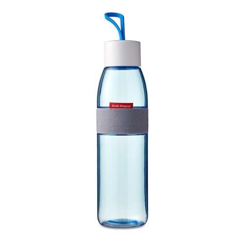 Image of   Rosti Mepal Ellipse Vandflaske 500 ml Transp./aqua