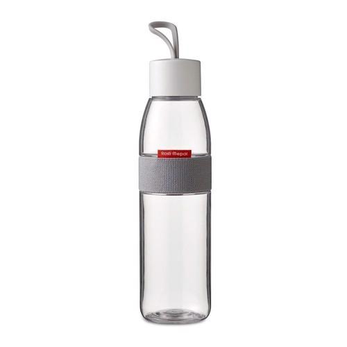 Image of   Rosti Mepal Ellipse Vandflaske 500 ml Transparent/Hvid
