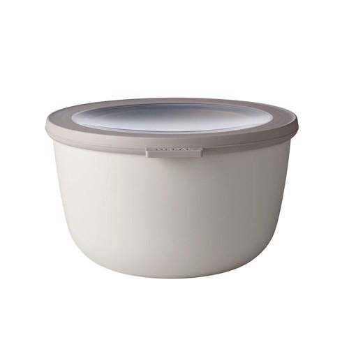 Image of   Mepal Multischaal Cirqula - Nordic White, 2000 ml