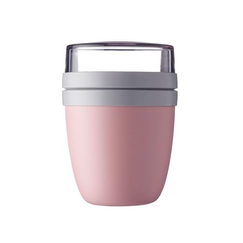 Image of   Mepal Lunchpot Ellipse - Nordic Pink
