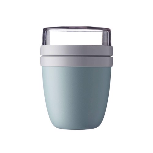 Image of   Mepal Lunchpot Ellipse - Nordic Green