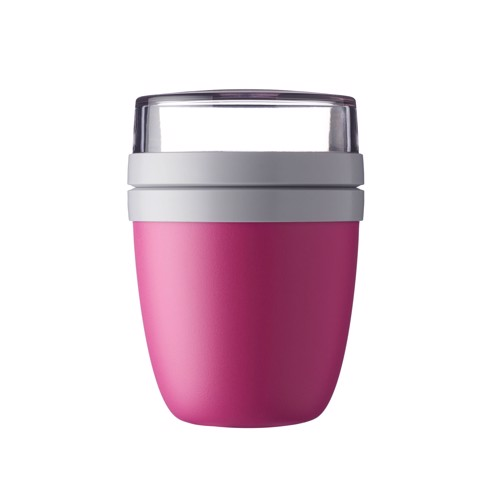 Image of   Mepal Lunchpot Ellipse - Pink