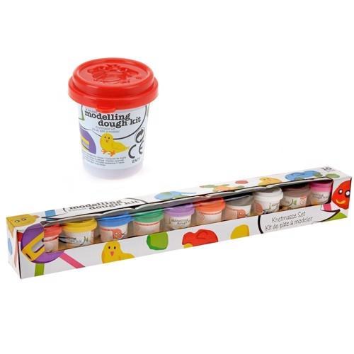 Image of Modellervoks, 10 farver (8711295697197)