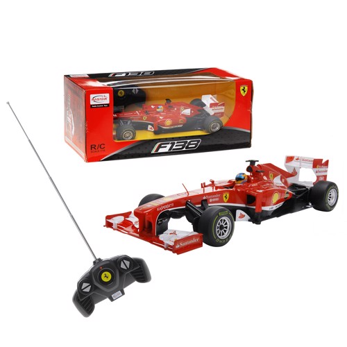 Image of   Rc fjernstyret bil Ferrari F1
