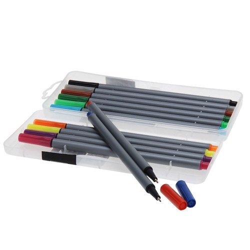 Image of   Fineliners Graphic, Tuscher, 12 stk